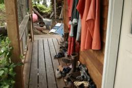 Alaskan Porch