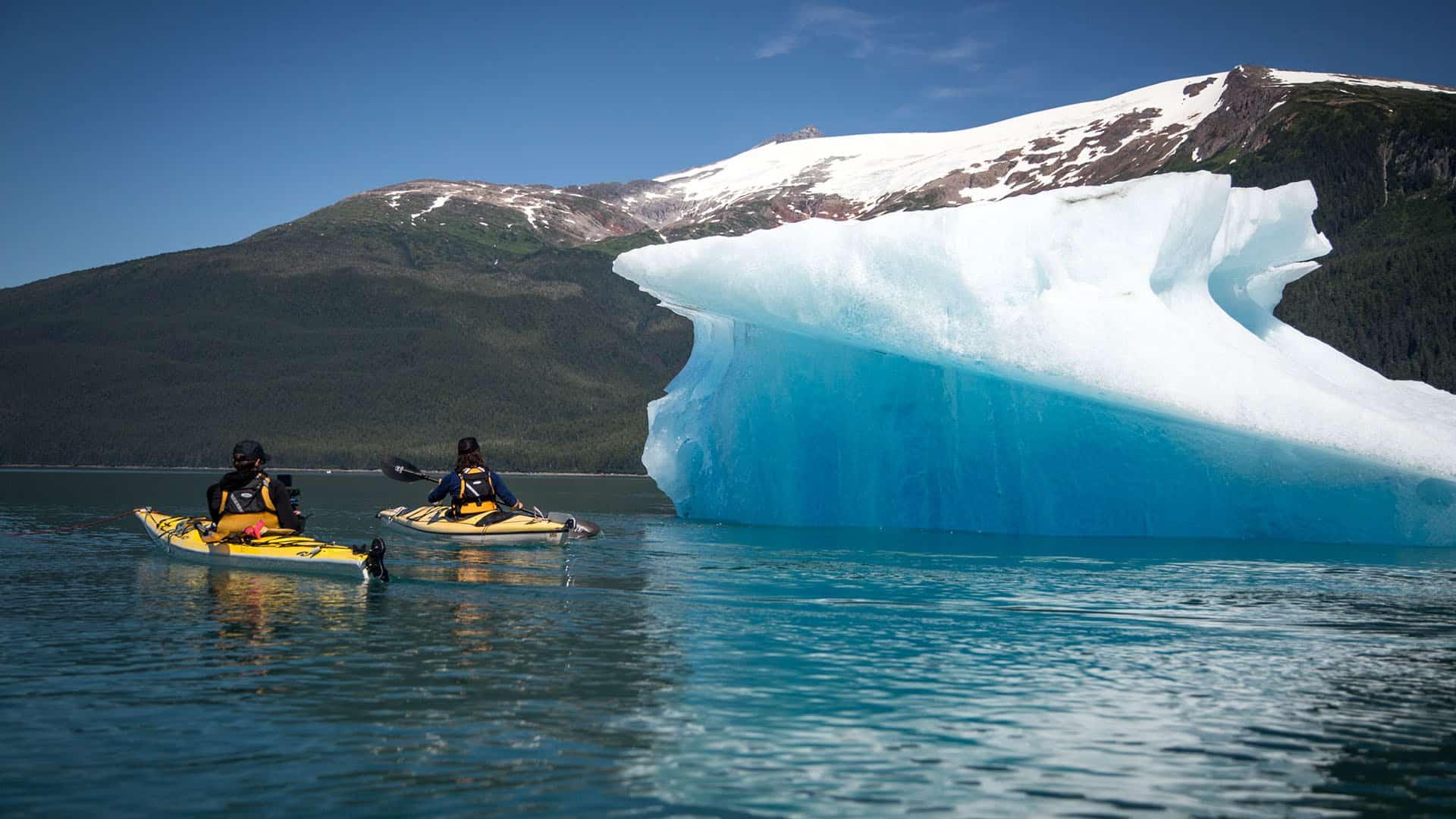 mow kayaking